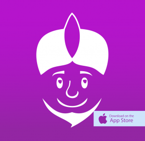 Food Genie App Icon Feature